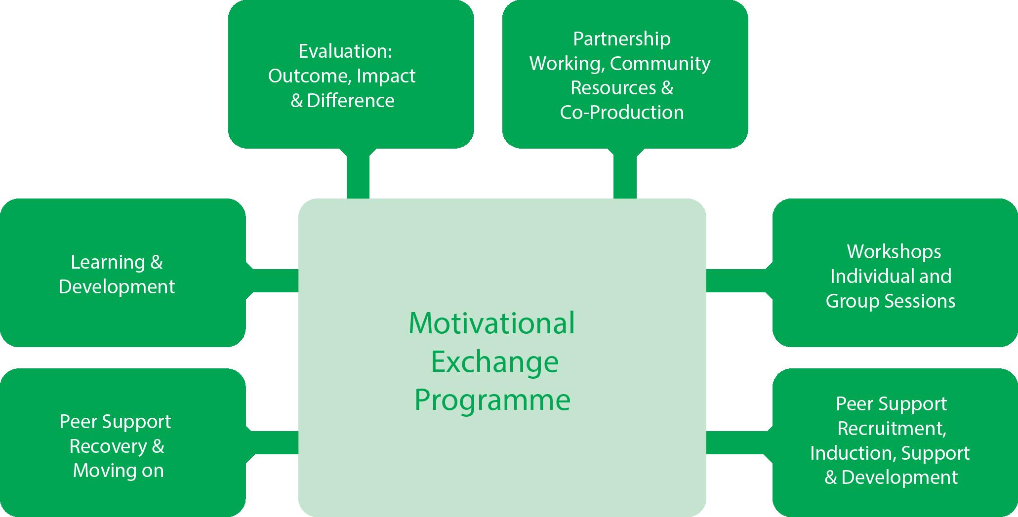 Peer Motivational Exchange Program