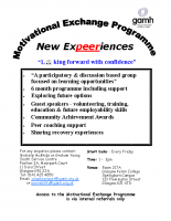 Peer Motivational Exchange Programme
