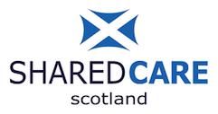 Shared Care Scotland Logo