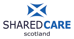 Shared Care Scotland Logo